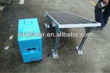 transportable solar power system 100w