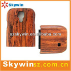 new wooden case for samsung s4 mini wood phone back shell