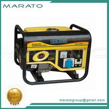 MT1500 1KW portable gasoline generator ,100% copper