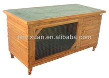 Waterproof Wooden Rabbit Hutch / Custom Rabbit Hutch / Pet Cage