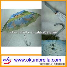 Dog printed straight umbrella/Janpanese straight umbrella
