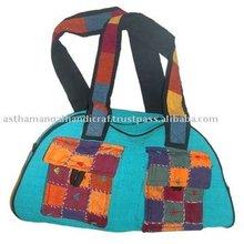 Canvas cotton Travel Bag