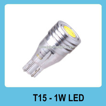 T15 1W high power led lights auto