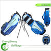 Polyester golf stand bag