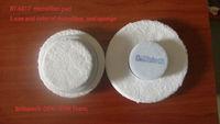 Optical Finish Microfiber Pads Buffing Pad Microfiber Polishing Pad