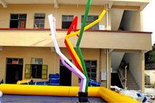 beautiful inflatable air dancer/air tube/inflatable wave man -Caiyun Air Dancer