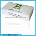 200/400/600/800mg gk amálgama cápsulas/dental liga de prata
