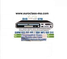 EUROCLASS movie dvd player