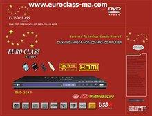 EUROCLASS dvd player