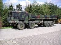 Second Hand MAN KAT 1 8x8 Military Army Trucks