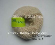 silk yarn blends for knitting