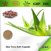 BNP Supply Aloe Vera Soft Capsule