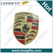 Custom car logo lapel pin