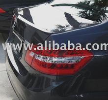 Trunk Spoiler for Mercedes Benz W212 New E-Class Sedan