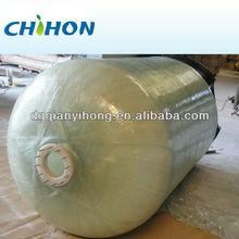 2000ltr FRP pressure plastic water vessels/2000L fiber pressure plastic water vessels/2000 cubic liters water vessels
