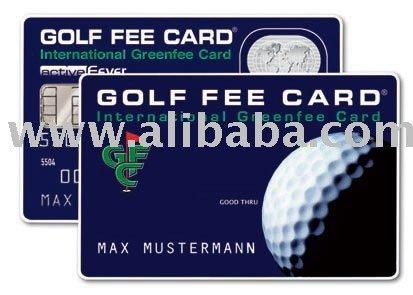 Golf Fee Card International