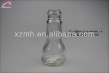 80ml sauce glass bottle