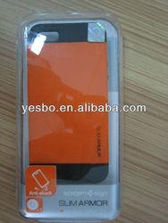 High quality slim armor spigen SGP case for iPhone5 slim armor case