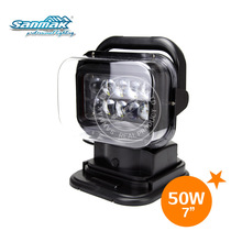4x4 off road jeep working lamp search lights with aluminum diecast reflector SM2019