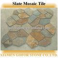 Baratos de pizarra azulejo de suelo, pizarra azulejo de piso