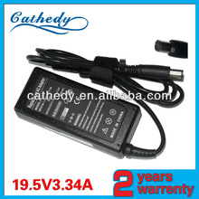output 19.5v 3.34a for dell adapter PA 21 19.5V 3.34A