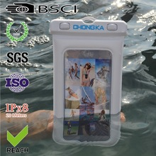 New design outdoor sports waterproof cell phone pouchfor iphone 4