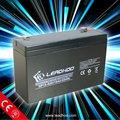 6 v 10ah recarregável bateria selada de chumbo ácido
