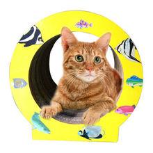 reversible super-dense honeycomb cardboard cat toy