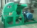 Virutas de madera y serrín que hace la máquina con un más alto nivel de calidad y mano de obra