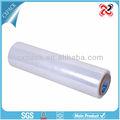 transparente de estiramiento del pe de plástico de embalaje de la película en rollos jumbo