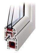 PVC Window And Doors Double Glazed BEST IN MARKET