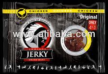 Jerky dried meat chicken
