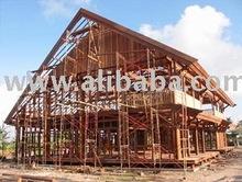 High Quality Modern Design Mega Prefab Wooden House