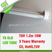 120cm 18w 1800lm, replace 40w dc 12v display transparent led