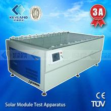 High Quality AM1.5 Flash Solar Panel Tester Machine, Sun Solar Simulator, Solar Module Testing Equipment