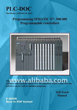 Programming Siemens S7 300/400 PLC with Step7 software