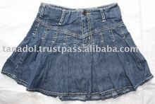 2013 Girl Jeans Skirt, Original Brands