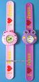 Top 10 süße puppe silikon armband slap watch/mode silikon slap watch/billige silikon slap watch