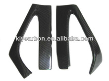 Carbon fiber motorcycle frame covers fit Yamaha R1