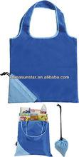 Folding in Strawbeery shape shopping bag