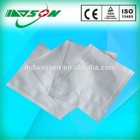 Medical sterilization aluminum foil packaging pouch