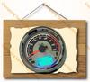 China Motorcycle Panel trader fashionable dazzle chrome-plating motorcycle speedometer