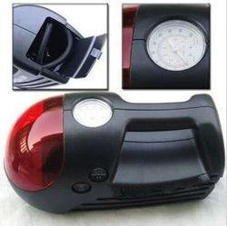 lighting, warning inflatable, measuring tire pressure multifunction triple ac tire pump