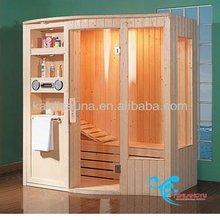 4 people traditional sauna room / finish sauna / portable home sauna