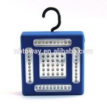 Protable 25+40 LED emergency hanging lamp
