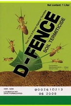 D-Fence - The Reliable Termiticide