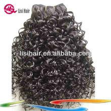 Grade 5A Hot Sale Virigin Wavy Curly Malaysian Remy Hair
