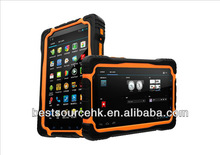 7inch IP67 3G phone tablet,android 4.1 rugged tablet pc