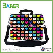 Cute Eco-friendly laptop messenger bag