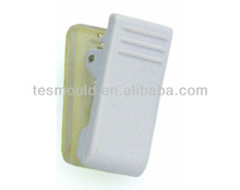 plastic clip with adhesive